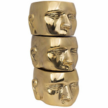Set Of 3 Character | Gracious Style
