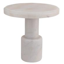Plato Cake Tray, White Stone | Gracious Style