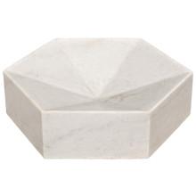 Conda Tray, White Stone | Gracious Style