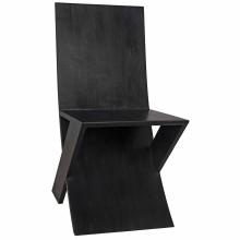 Tech Chair, Charcoal Black | Gracious Style