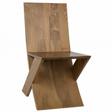 Tech Chair, Natural | Gracious Style