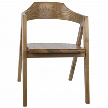 Anan Dining Chair, Natural | Gracious Style