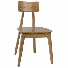 Kimi Dining Chair, Natural | Gracious Style