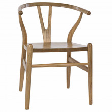 Zola Dining Chair, Natural | Gracious Style