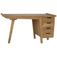 Kennedy Desk, Natural | Gracious Style