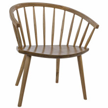 Pauline Chair, Natural | Gracious Style