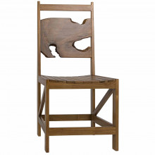 Nature Dining Chair, Natural | Gracious Style