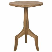 Atomic Teak Side Table | Gracious Style