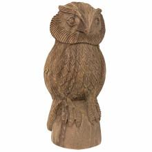 Teak Owl | Gracious Style