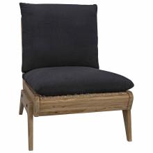 Simpson Chair, Teak | Gracious Style