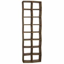 Zig Zag Bookcase, Small | Gracious Style
