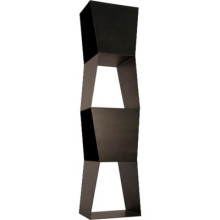 Not-Square Bookcase, Metal | Gracious Style