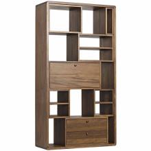 Norman Bookcase, Dark Walnut | Gracious Style