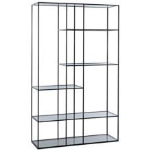 Tulou Shelves, Large, Metal | Gracious Style
