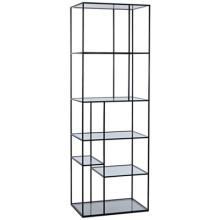 Tulou Shelves, Small, Metal | Gracious Style