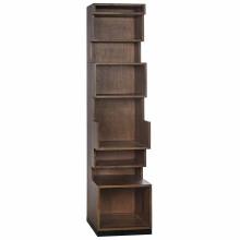 Duke Bookcase, Dark Walnut | Gracious Style