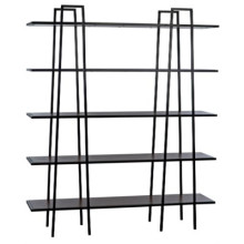 Spider Bookshelf with Metal | Gracious Style