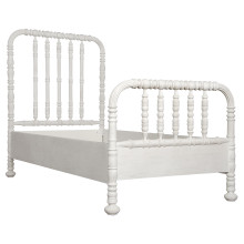 Bachelor Bed, White Wash