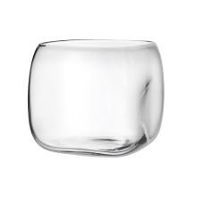 Mono Box Clear Vase Extra Large | Gracious Style