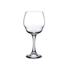 Heads Up Clear Red Wine Glass, Set Of 2 | Gracious Style