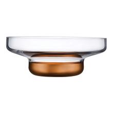 Contour Clear Top Contour Bottom Bowl Large | Gracious Style