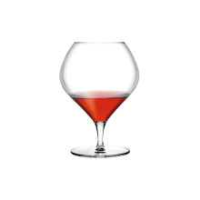 Fantasy Clear Cognac Glass, Set Of 2 | Gracious Style