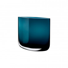Blade Petroleum Green Vase | Gracious Style