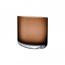 Blade Caramel Vase | Gracious Style