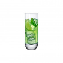 Big Top Clear Highball Glass | Gracious Style