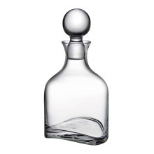 Arch Clear Whisky Bottle | Gracious Style