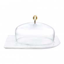 Cupola Clear Cake Dome | Gracious Style