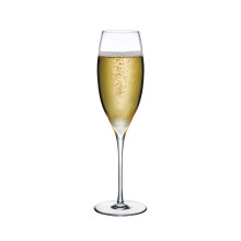 Dimple Clear Champagne Glass, Set Of 2 | Gracious Style
