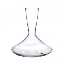 Dimple Clear Wine Decanter | Gracious Style
