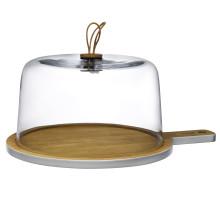 Gazebo Clear Cake Dome | Gracious Style