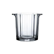 Hemingway Clear Ice Bucket | Gracious Style