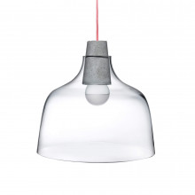 Mira Clear Pendant | Gracious Style