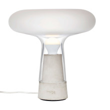 Orion Top Sandblasted, Concrete Accessory Lamp | Gracious Style
