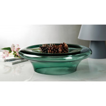 In Or Out Green Plate / Bowl | Gracious Style