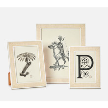 Aberdeen Beige/White Frames | Gracious Style