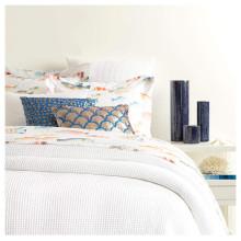 Bubble White Bedding | Gracious Style
