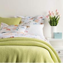 Bubble Citrus Bedding | Gracious Style