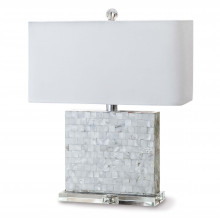 Bliss Mother of Pearl Table Lamp | Gracious Style