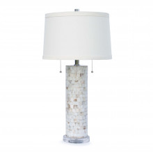 Deva Mother of Pearl Table Lamp | Gracious Style