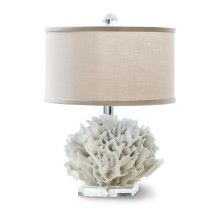 Ribbon Coral Mini Table Lamp | Gracious Style