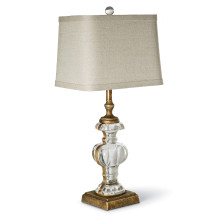 Parisian Glass Table Lamp | Gracious Style