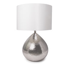 Hera Table Lamp, Polished Brass | Gracious Style
