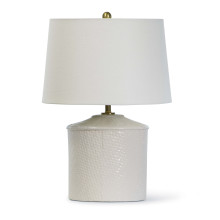 Panama Ceramic Table Lamp Small | Gracious Style
