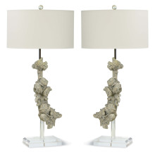 Meri Buffet Table Lamps Pair | Gracious Style