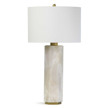 Gear Alabaster Table Lamp | Gracious Style