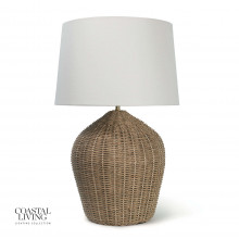 Georgian Table Lamp, Natural | Gracious Style